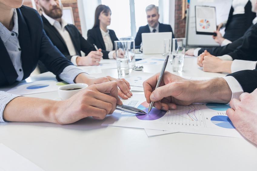 Financial advisor community