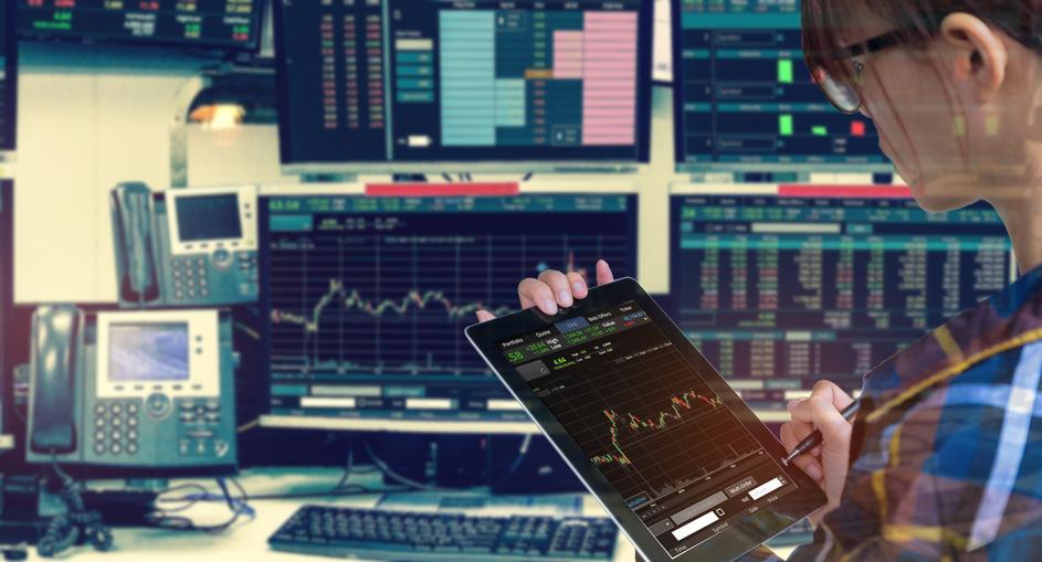 The public stock market